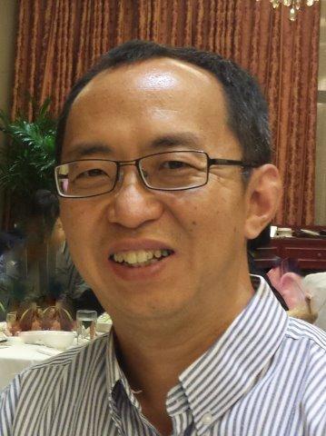 Prof Ren Ping Liu