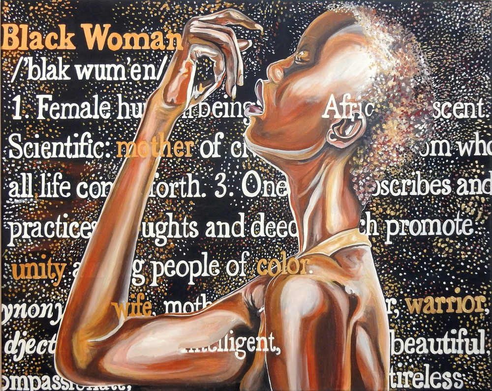 Definition of a Black Woman