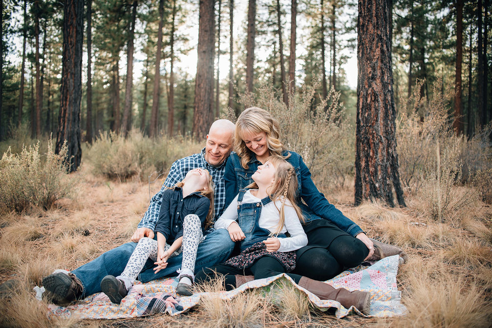shevlin park bend oregon family photographer