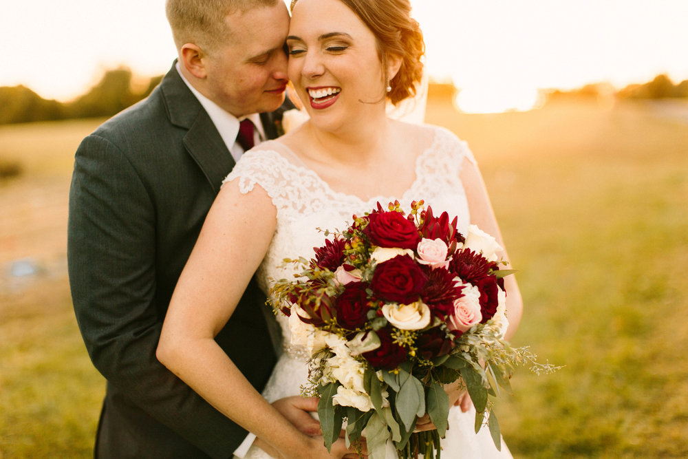 Veronica Young Photography, St. Louis wedding photographer, fall weddings