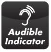 Audible Indicator