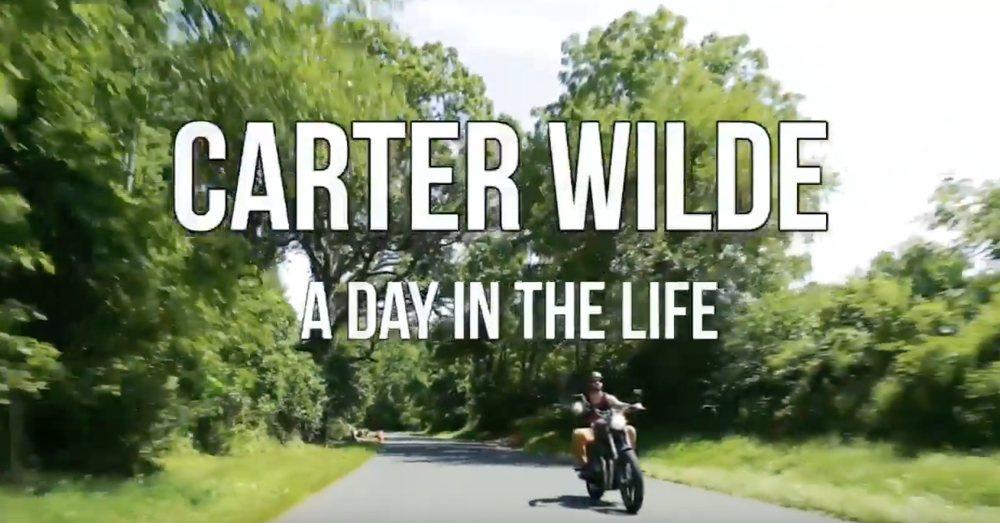 Carter Wilde - A Day In The Life (Trailer)