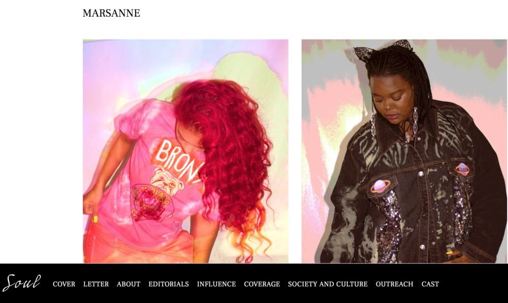 SET MY SOUL ONLINE - FEATURES INTERVIEW WITH MARSANNE BRANDS