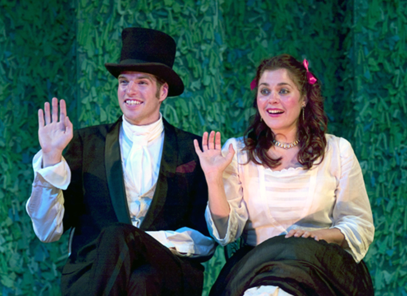"""Much Ado About Nothing,"" The Theatre at Monmouth"