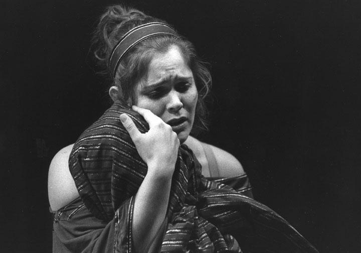 """""""The Trojan Women,"""" Hallie Flanagan Studio Theatre"""