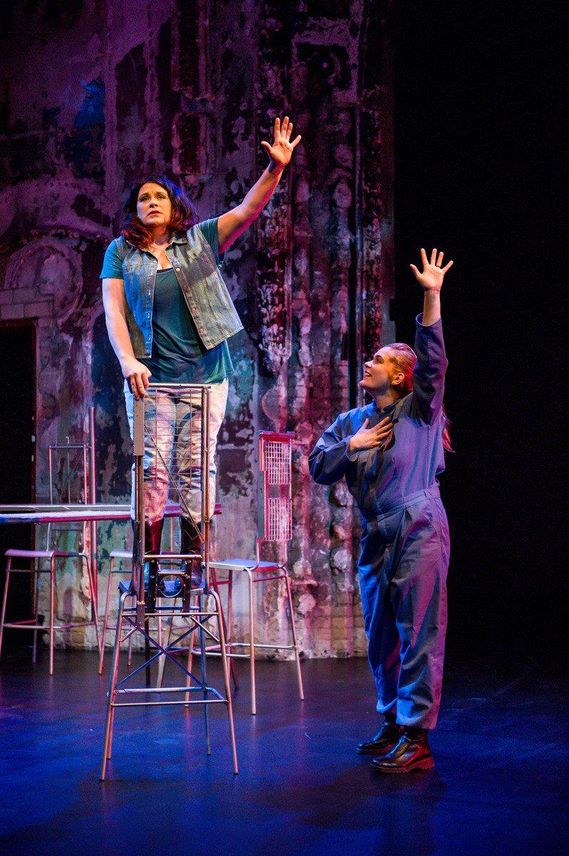 """Defying Gravity,"" Swandive Theatre"