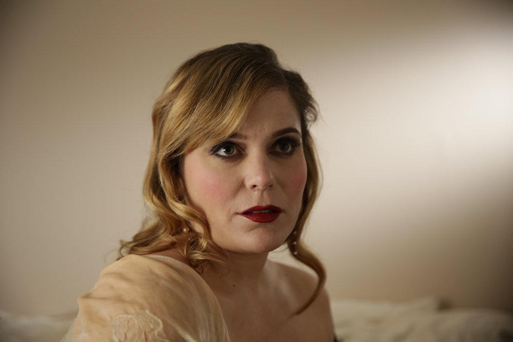 Erin Roberts is Josephine - 'Her Companion'