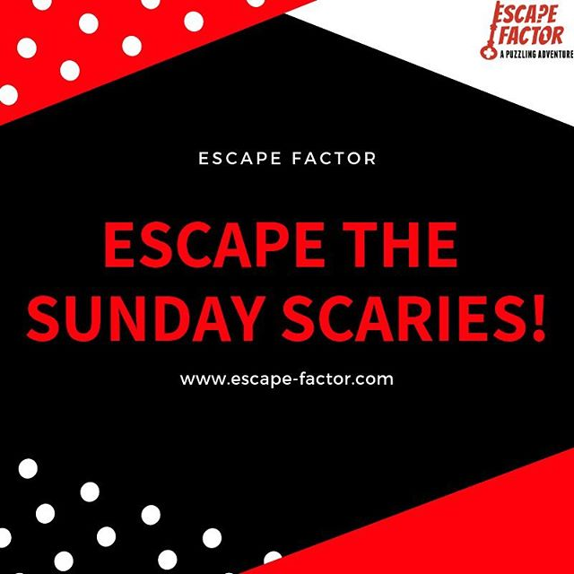 We have a few bookings still available for tomorrow! Try The Treehouse Raid at Fort Knocks! Book at: www.escape-factor.com