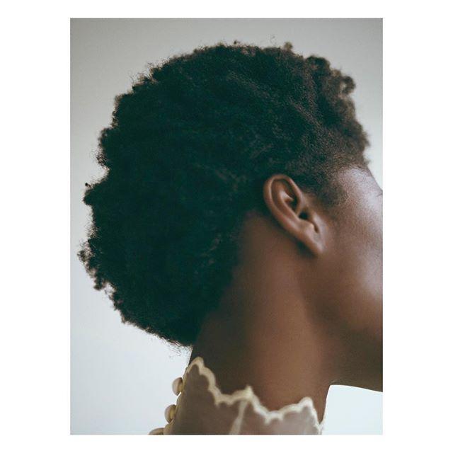 Model @wemi_mo photo shot by @kalejfstudio styled by @tiffanistyles wearing @houseofaama  Hair by me #alinafriesen #alinafriesenhair