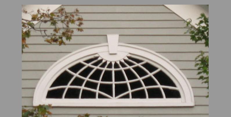Architectural detail, Salisbury.