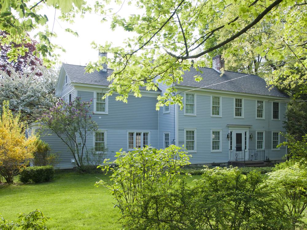 Old Asylum House