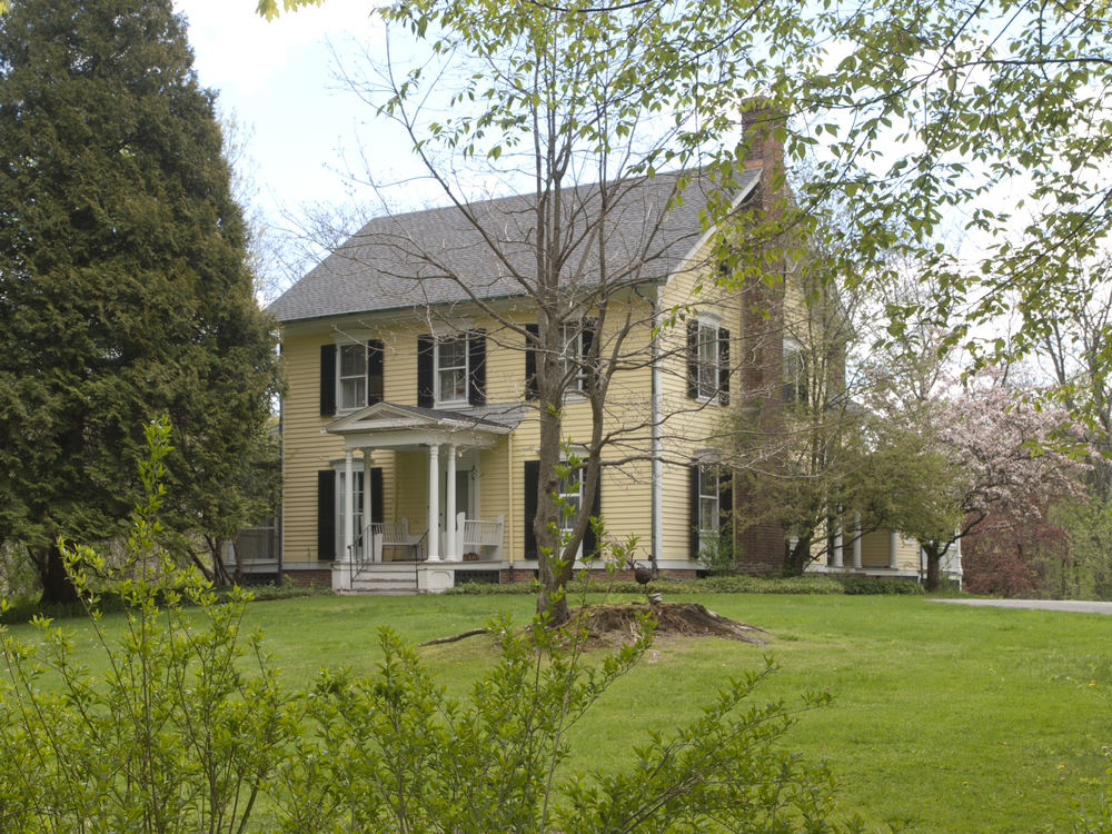 Benjamin Stiles House