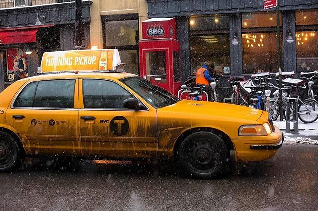 Wash Me (But Not Before Tomorrow's Storm) #photo #photographer #photography #nyc #newyork #newyorkcity #newyorker #nycspc #streetshot #streetscene #streetphoto #streetphotographer #streetphotography #nycstreetphotography #urban #urbanlife #nycsubway #workweek #nyctaxi #nyccommute #yellowcab #newyorkminute #nyctraffic #snow #snowstorm
