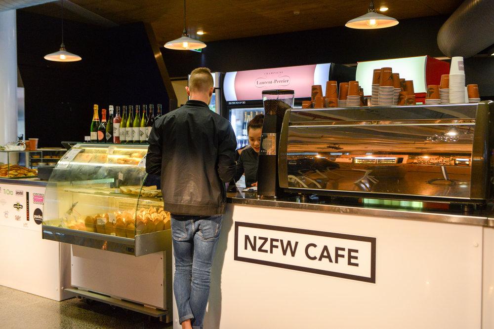 NZFW CAFE