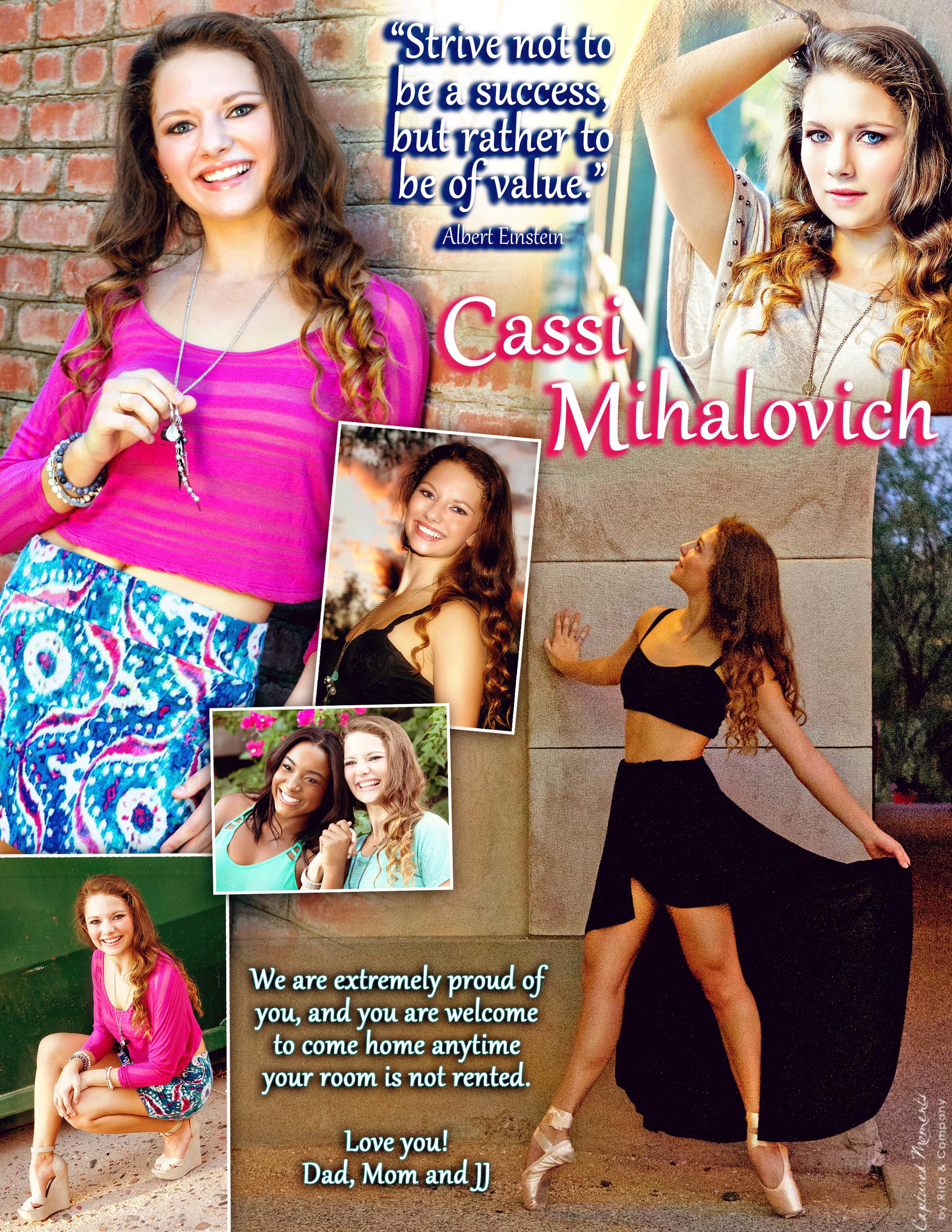 Cassi MIholovich