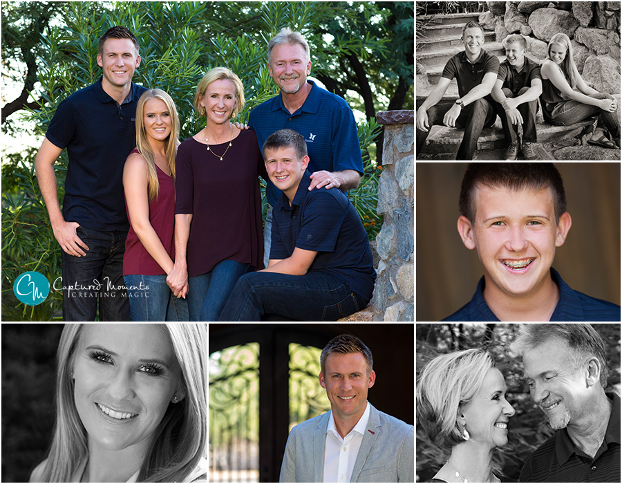 Blackwell Family Captured Moments by Rita and Company Scottsdale