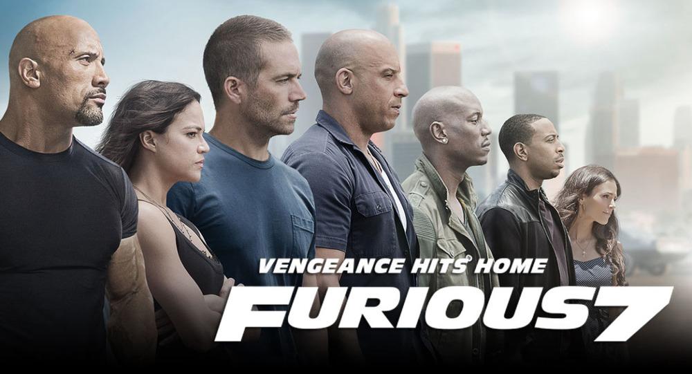 《速度与激情7》中国区票房390,910,000美元。