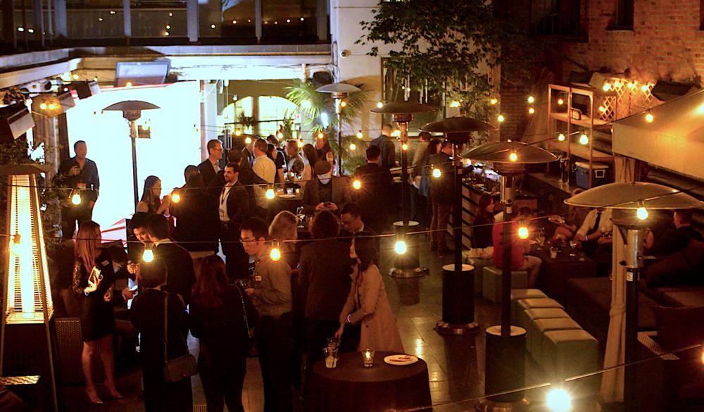 Vantage中美电影人高端交流酒会11月2日晚在Santa Monica举行