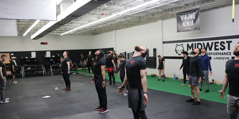 Viking Ninja White Belt Certification Prep Course - Fri, August 24, 201811:00 AM – 4:00 PM CDTMidwest Strength + PerformanceWest Chicago, IL 60185
