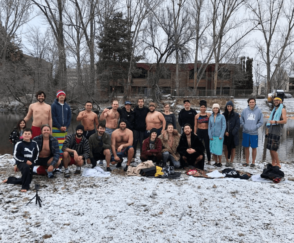 Boise River Cold Exposure - Experience it for yourself. Expand Yourself.Jump in March 16th @ 8 a.m.