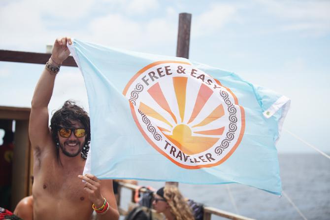 Free & Easy Flag