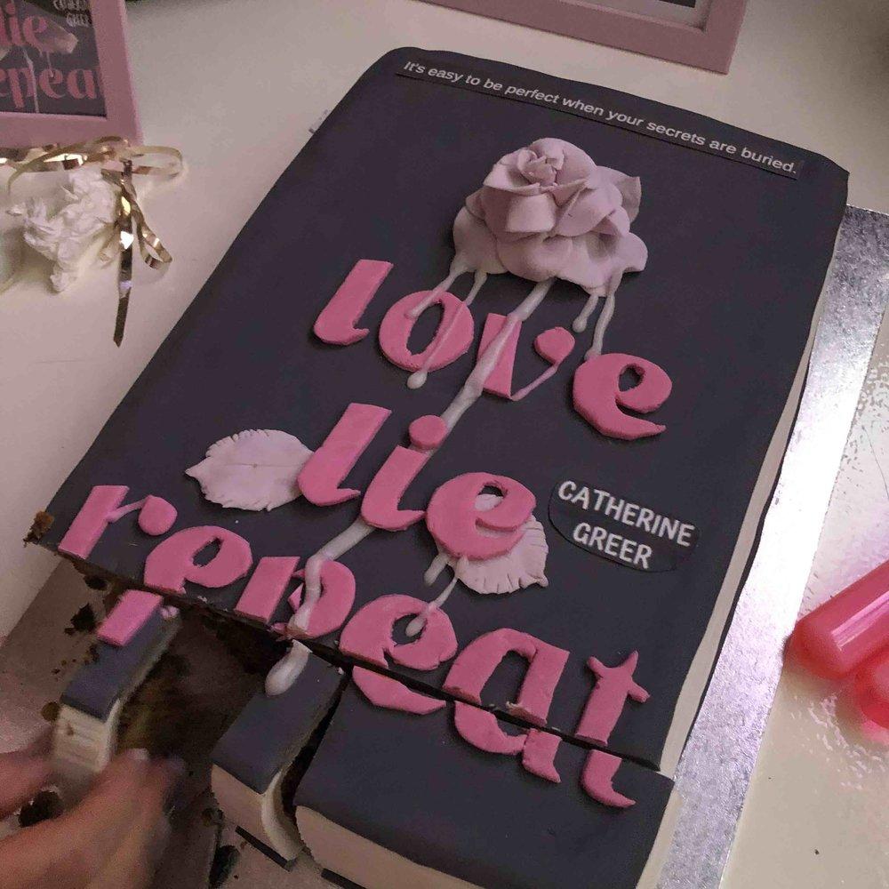 Love Lie Repeat cake.jpg