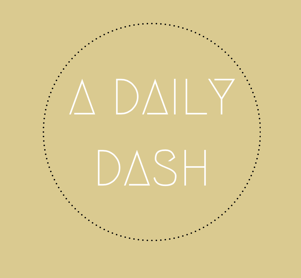 A Daily Dash of Wellness