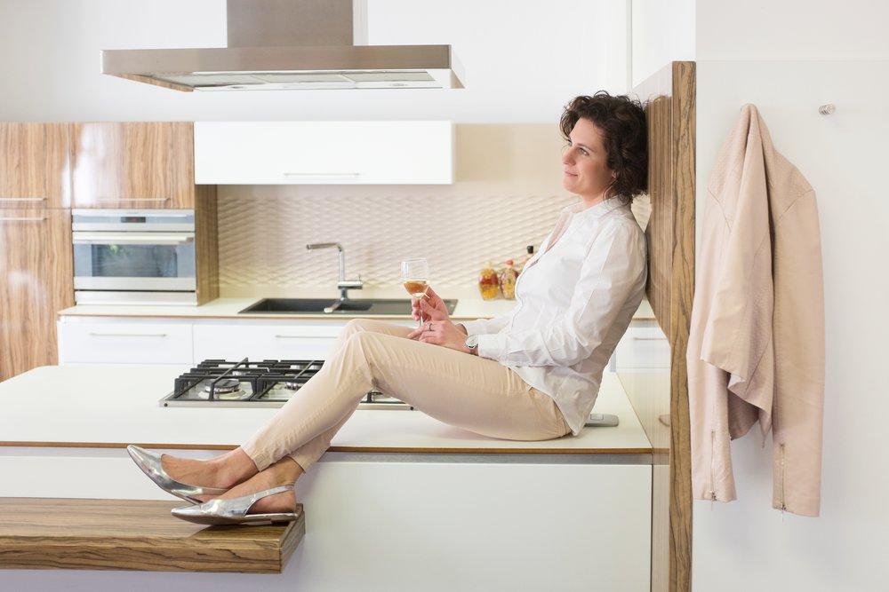 V IQ kuchyni se nemusí za každou cenu jen vařit :-)