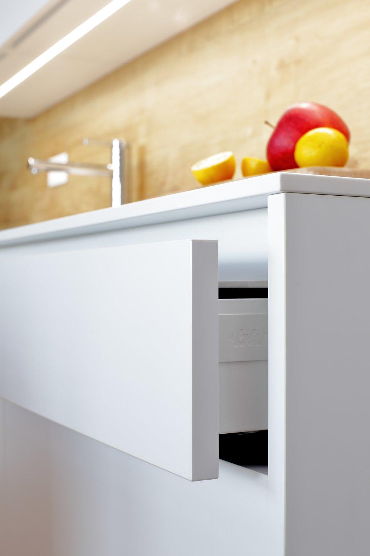 Kvalitní kuchyň poznáte na detailech - kování, zásuvky, lišty, detaily rohů, to vše tvoří celek.