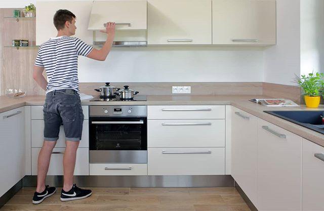Užíváte si vaření ve své kuchyni? 🍽
