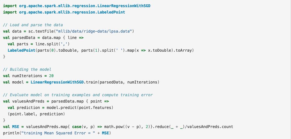 Machine learning engineers write code
