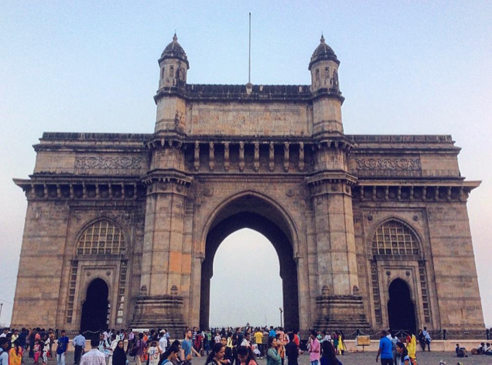 Gateway of India im Stadtteil Colaba