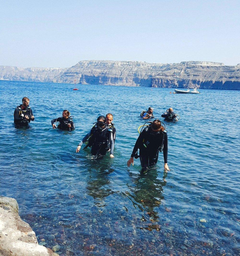 Santorini_diving