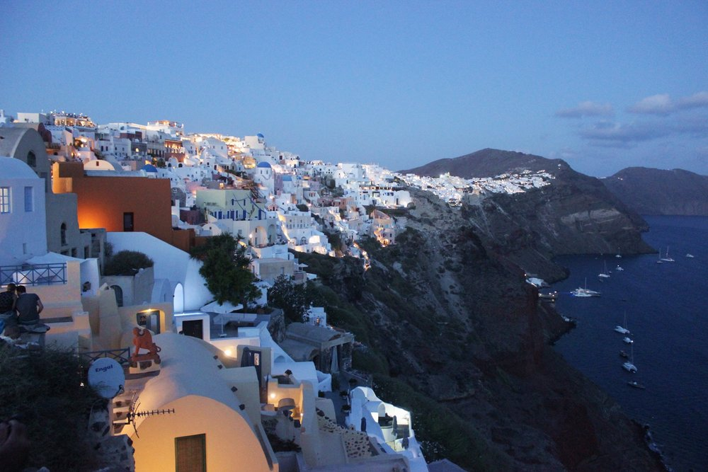 Sunset_santorini