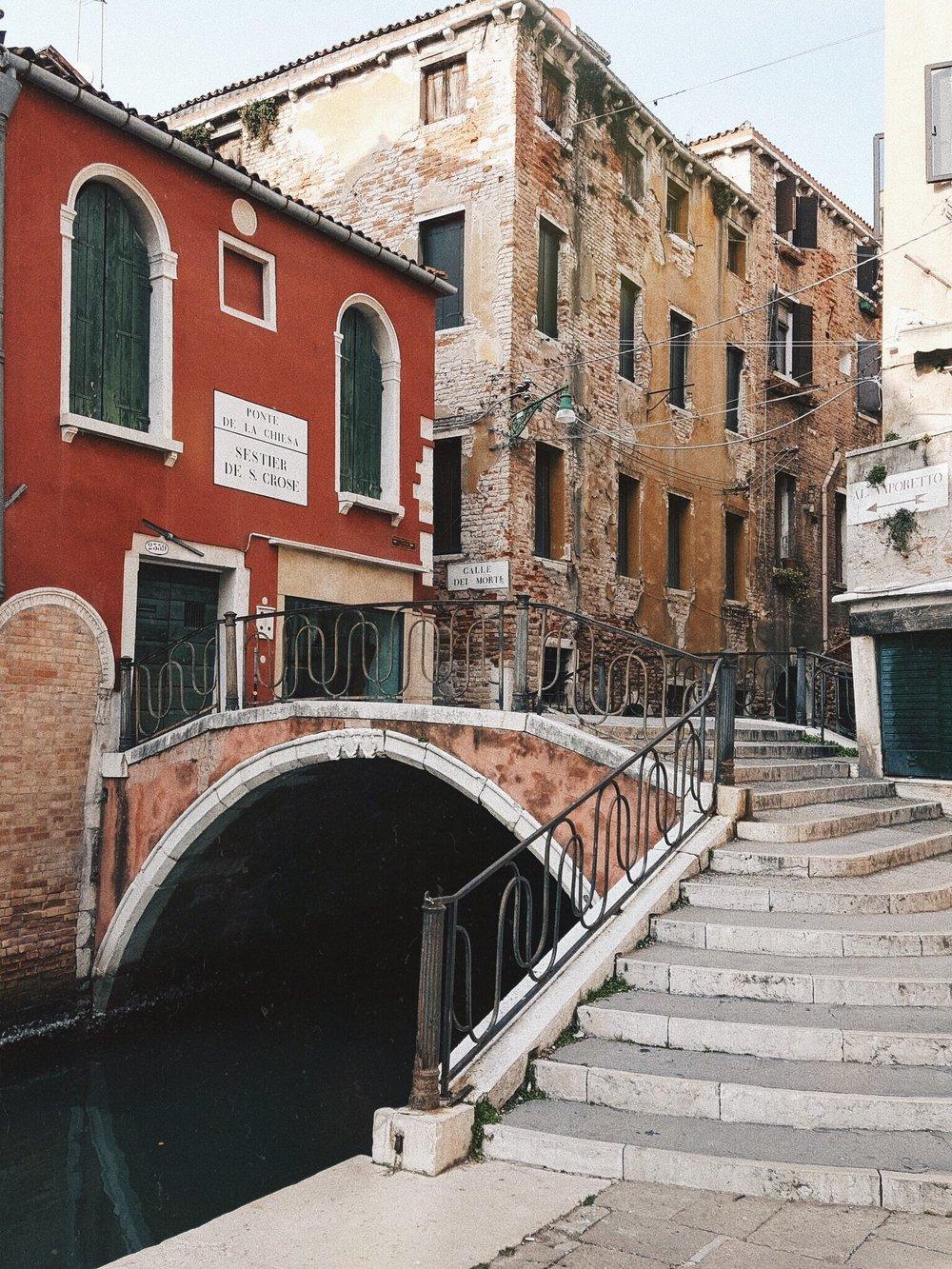 The Hunter Effect - Venezia italy