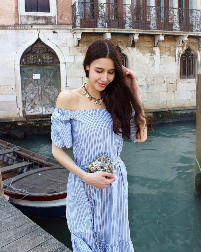 summer dress for italy vacation