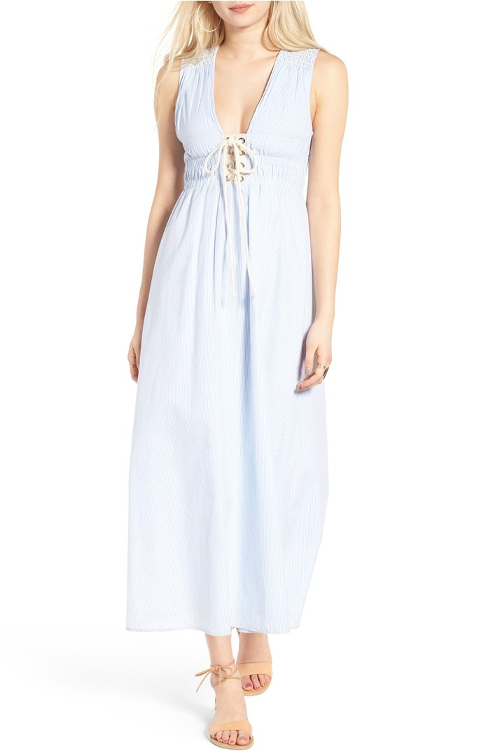 long summer maxidress