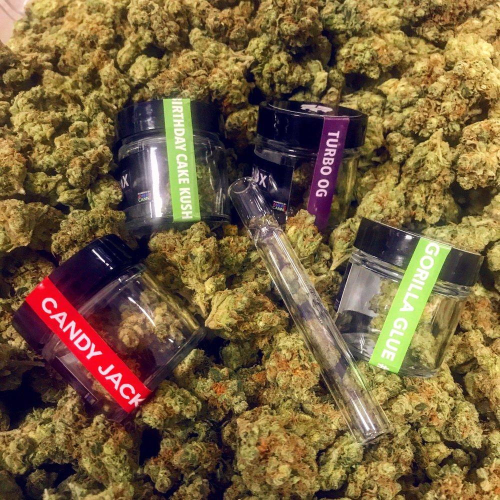 four-cannabis-strains-sandiego-california