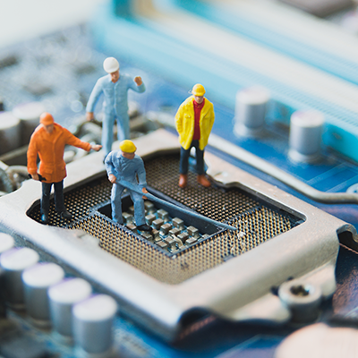 IKT-servicemedarbeider