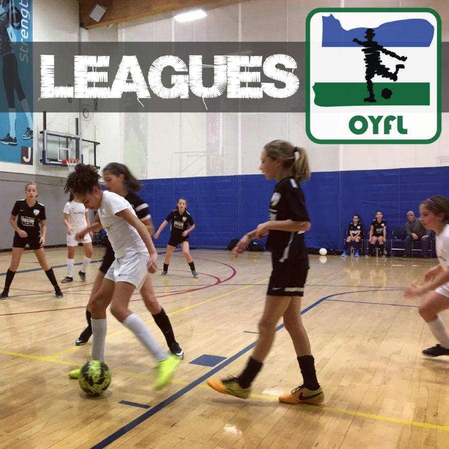 Oregon Youth Futsal League