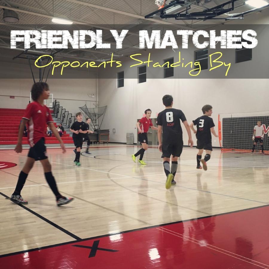 Friendly Matches Oregon Youth Futsal Portland OYFA OYFL
