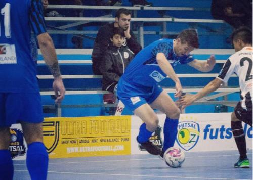 Matti Dwyer Oregon Youth Futsal Academy Technical Director Portland