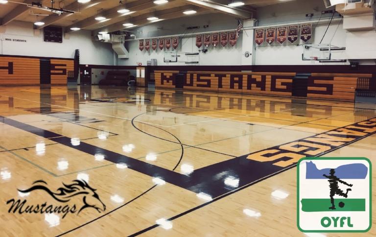 Oregon Youth Futsal League OYFL Portland Salem Milwaukie High
