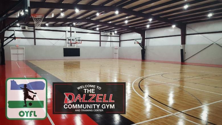 OYFL Dalzell Community Gym Oregon Youth Futsal League Portland