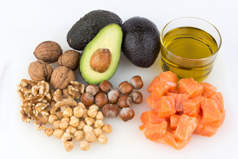 Fat is part of good nutrition - as long as it's the healthy kind.