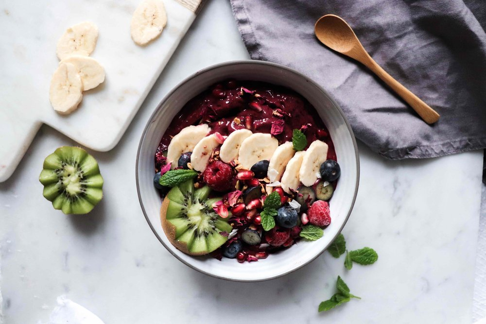 The Holy Berry - Food styling, photography & recipe development.