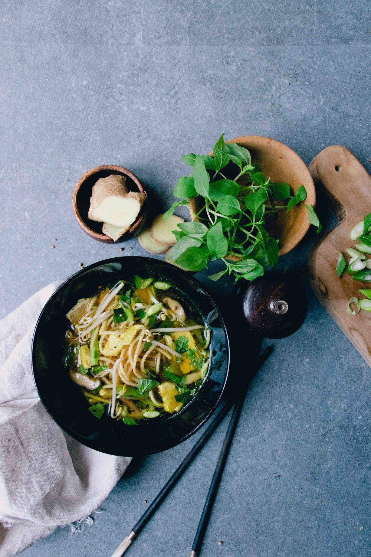Foodstho - Ramen - Food styling & photography