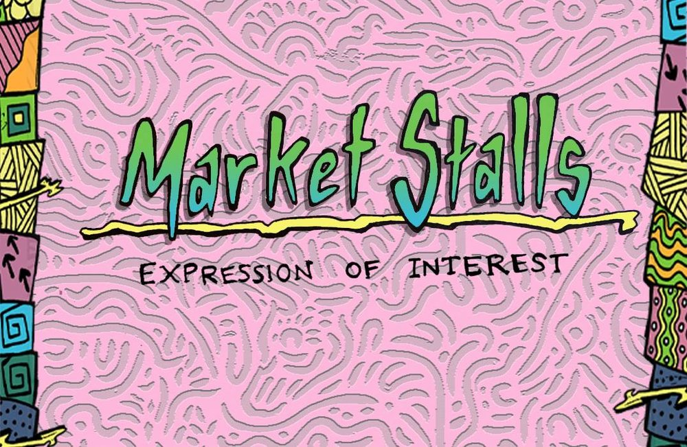 Keen to have a stall on the day? - Please fill out the expression of interest below and we will be in contact soon.
