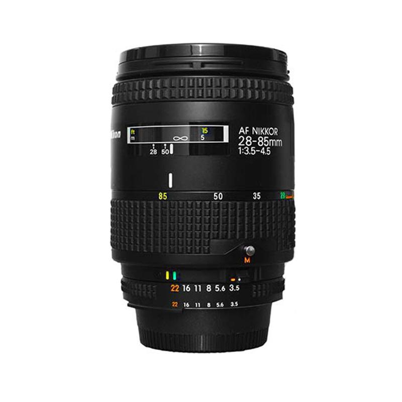 Nikon zoom 28-85 AF nikkor 3.5 - 4.5