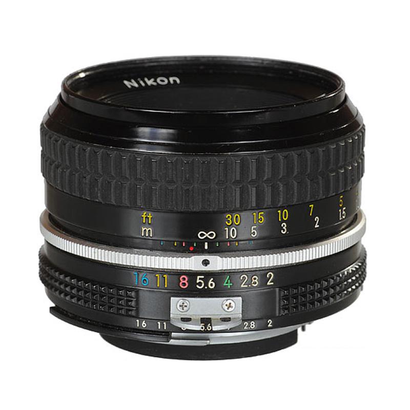 Nikon 50 nikkor 2